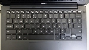 New XPS 13 keybord